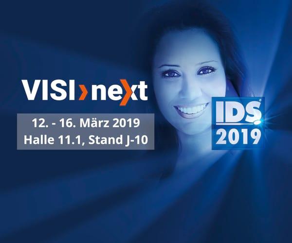 BDV GmbH auf der IDS 2019 in Köln, VISInext