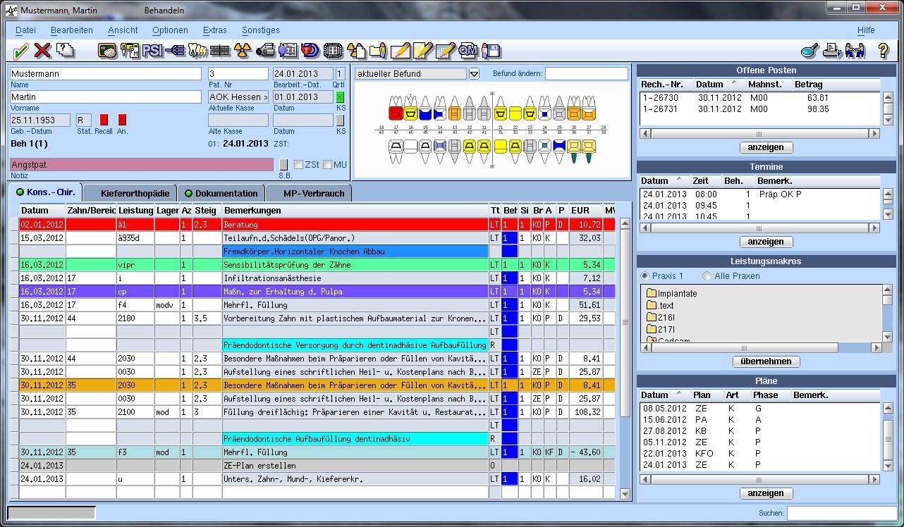 Behandeln VISIdent - BDV Branchen-Daten-Verarbeitung