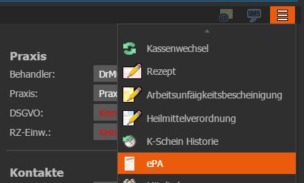 VISInext ePA-Modul der BDV GmbH - Telematikinfrastruktur