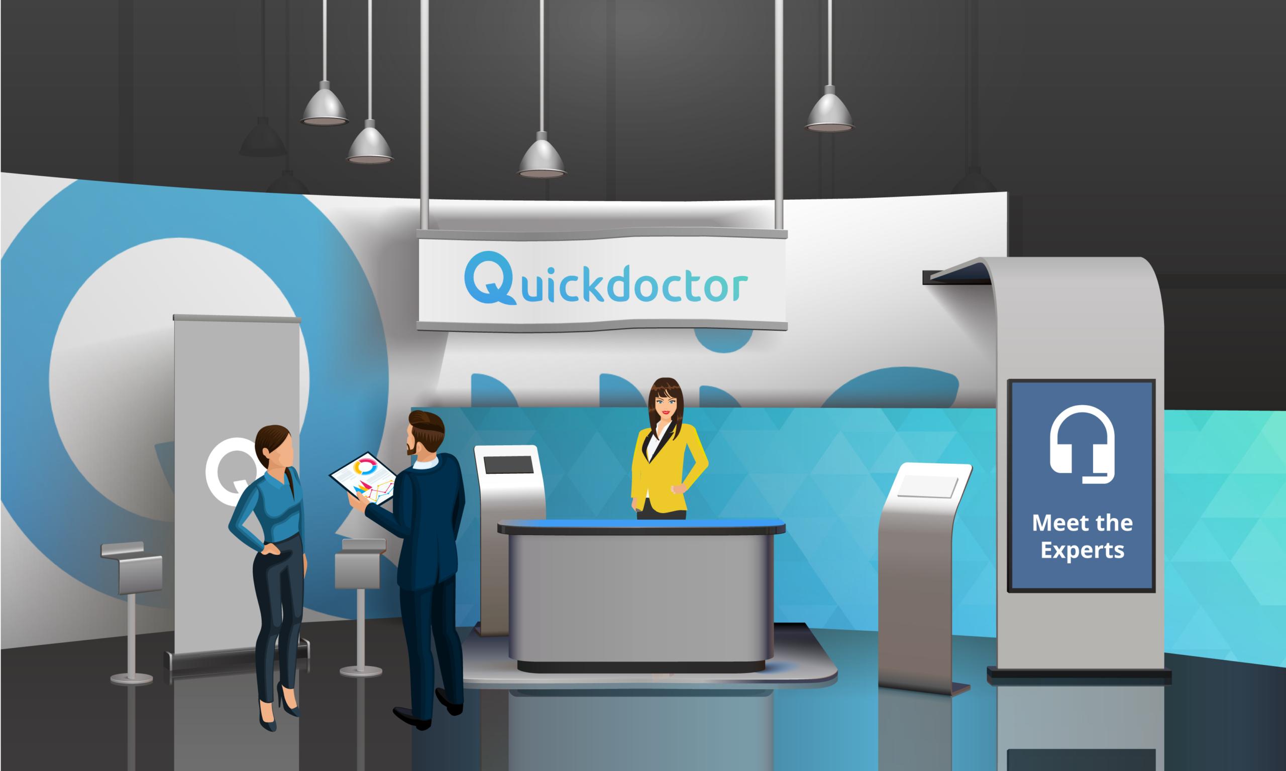 Quickdoctor auf dem BDV Virtual Day 2021