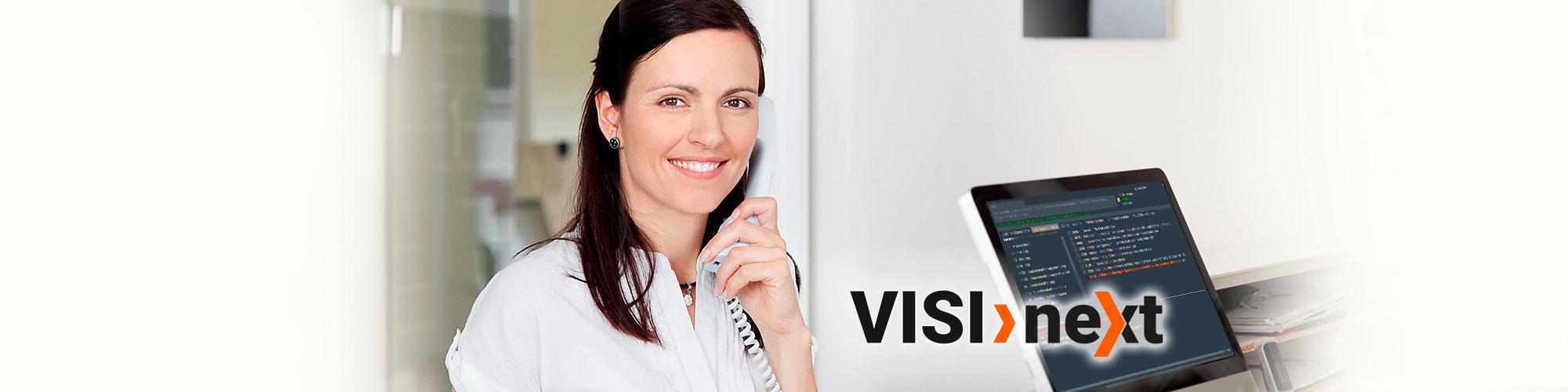 Slider Praxismanager Leistungsvorschläge Leistungszuordnungen - VISInext BDV GmbH