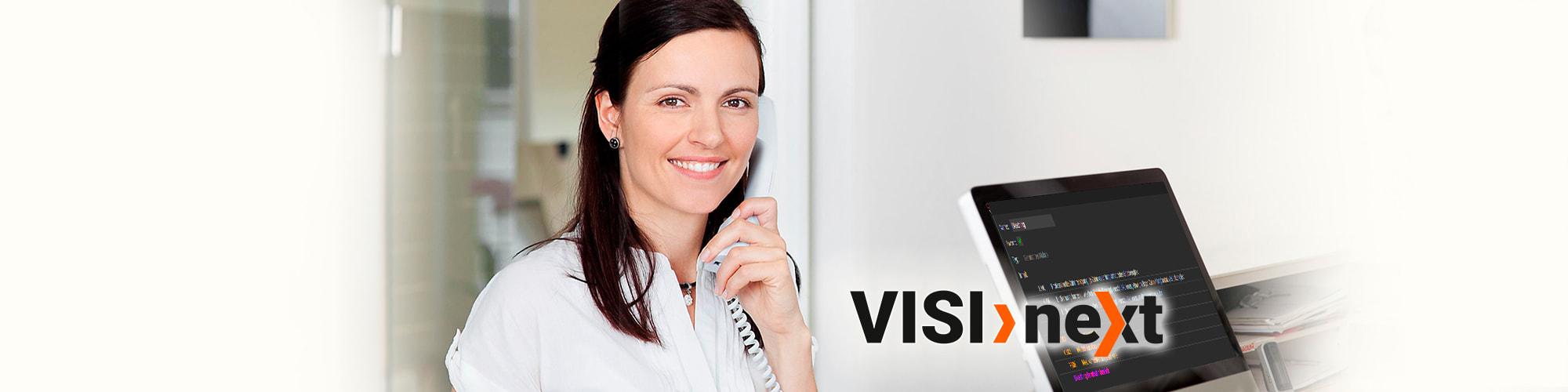 Slider Praxismanager Makros - VISInext BDV GmbH