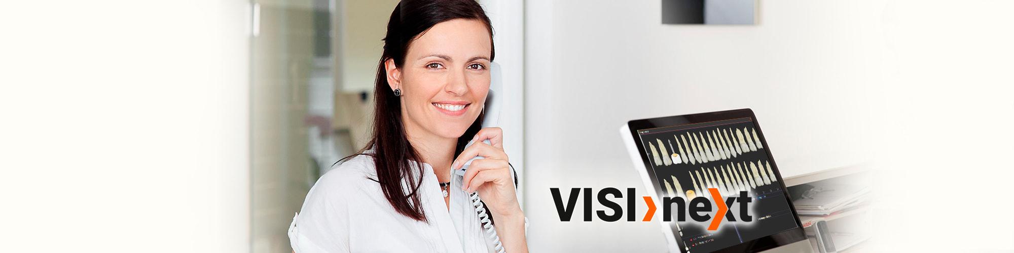 Slider Praxismanager Zuordnungen - VISInext BDV GmbH