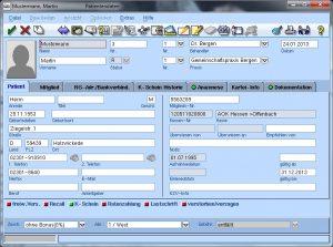 Karteien VISIdent Basic - BDV Branchen-Daten-Verarbeitung
