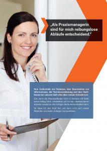 VISInext Praxismanagement Software auf der IDS 2017 - Praxismanagerin BDV Branchen-Daten-Verarbeitung GmbH