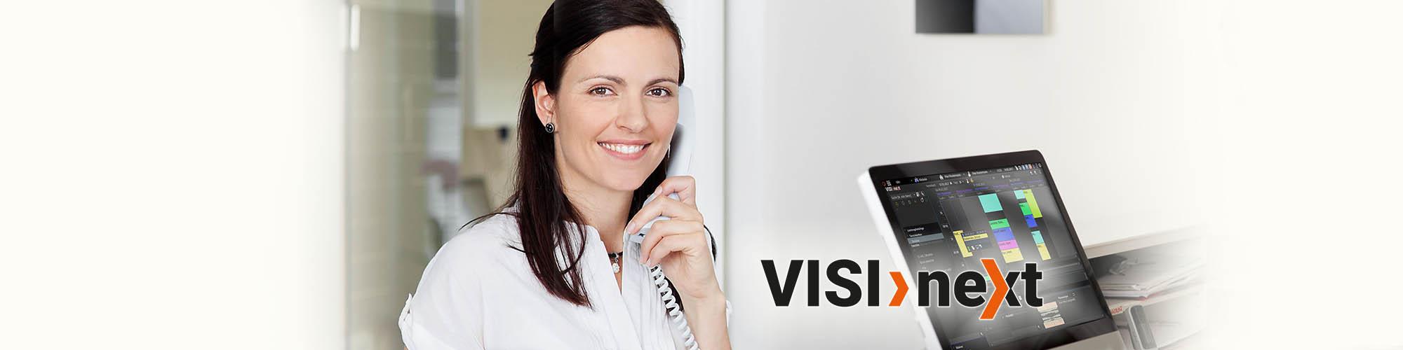 VISInext für Praxismanagerin - Terminbuch - BDV Branchen-Daten-Verarbeitung GmbH