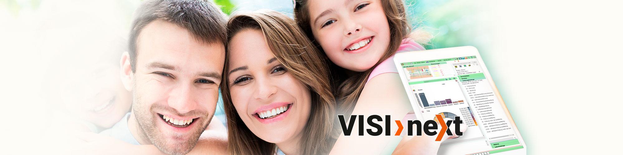 VISInext für Zahnärzte privat Controlling - BDV Branchen-Daten-Verarbeitung GmbH
